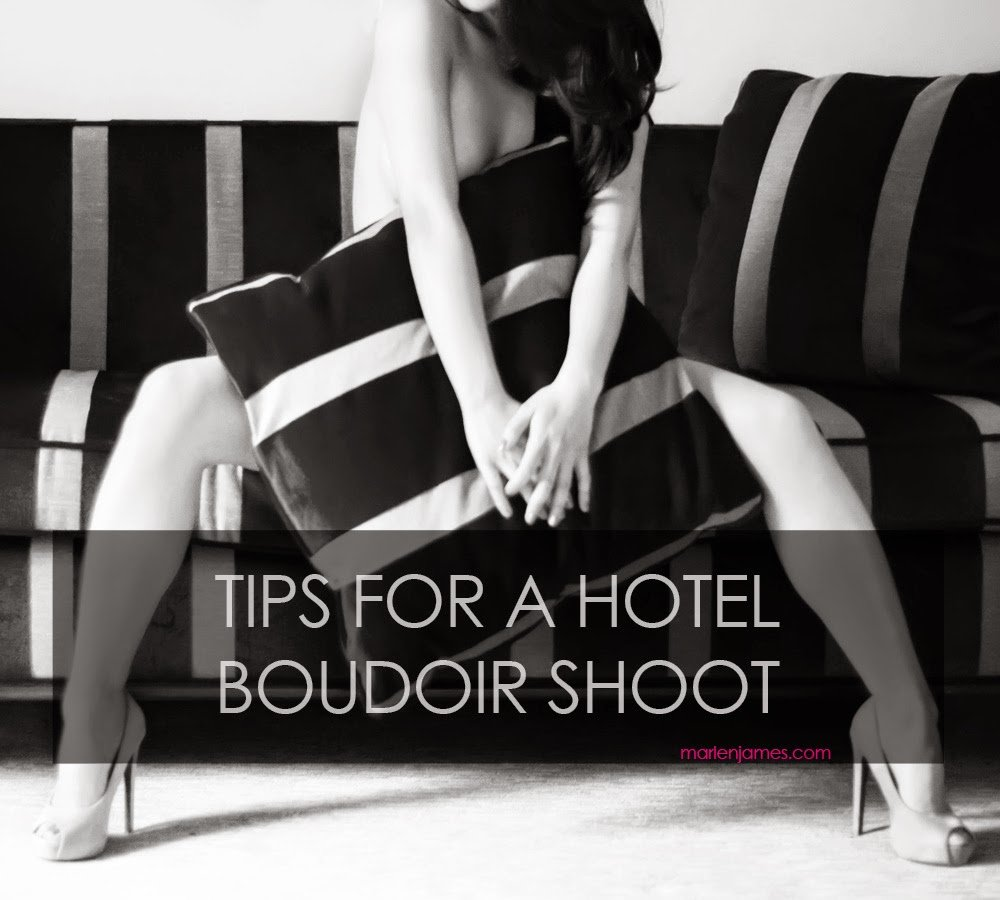 Tips for Boudoir Photography in Hotels