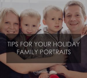 Holiday Family Portrait Tips