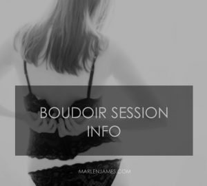 Frequently asked questions about your Boudoir Session
